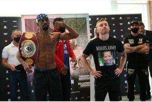 Weigh-In Results: WBO Bouts in Dubai (Jamel Herring vs. Carl Frampton) | Boxen247.com