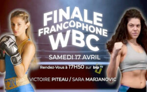Victoire Piteau vs. Sara Marjanovic in Saint Maur, France April 17th | Boxen247.com