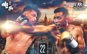 Jonathan 'Thunder' Navarro vs. Juan Pablo 'Pivi' Romero April 22nd   Boxen247.com