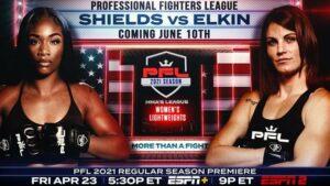 Claressa Shields vs. Brittany Elkin in MMA Bout June 10th | Boxen247.com