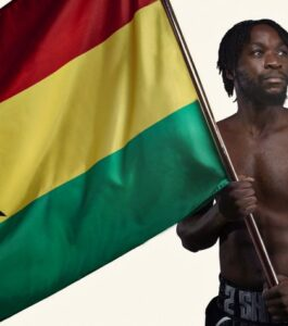Bentley Looking to Emulate Azumah Nelson if he Wins on April 24th   Boxen24th
