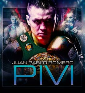 Juan Pablo Romero Up For First International Fight Against Romero Marín   Boxen247.com