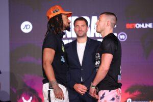 BBC Radio 5 Live to Broadcast Three Huge Matchroom Fight Nights | Boxen247.com
