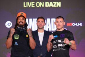 Demetrius Andrade vs. Liam Williams Final Press Conference Quotes   Boxen247.com