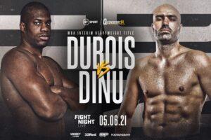 Daniel Dubois & Bogdan Dinu Clash for WBA Interim Heavy Title June 5th | Boxen247.com