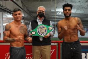 Kendrick Ball Jr. vs. Bryan Vera Fight Card Weights From New Hampshire | Boxen247.com