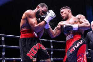 Deon Nicholson & Efetobor Apochi Clash Tonight in WBA Title Eliminator | Boxen247.com