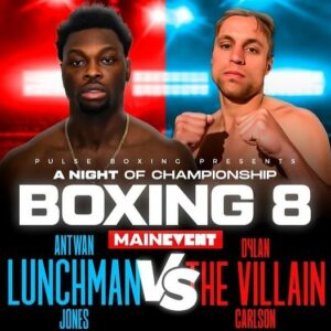 Antwan Jones Defeats Dylan Carlson & Full Boxing Results From Ohio   Boxen247.com