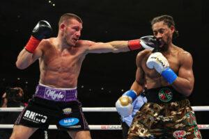 Demetrius Andrade Defeats Liam Williams in WBO World Title Defence | Boxen247.com