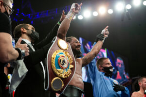 WBO Champion Andrade Tells Fellow Middleweight Kings to Step-Up | Boxen247.com