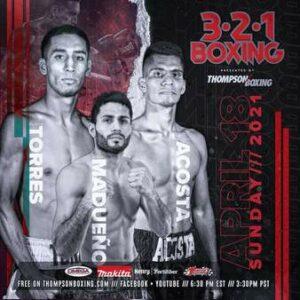 Ruben Torres Defeats Diego Contreras & Boxing Results From California | Boxen247.com