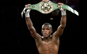 On This Day: Floyd Mayweather Jr. Conquered His Second World Title | Boxen247.com