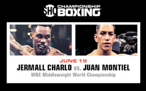 Macías Montiel will Challenge Jermall Charlo for World Title June 19th | Boxen247.com