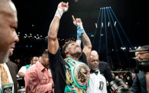 On This Day: Jermall Charlo Won WBC Title Against Hugo Centeno | Boxen247.com