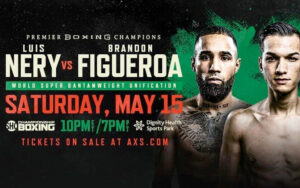 Luis Nery Faces Brandon Figueroa For WBC Title on May 15th | Boxen247.com