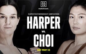 Terri Harper Faces Hyun-Mi Choi in Manchester on May 15th | Boxen247.com