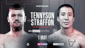 James Tennyson vs. Jovanni Straffon for IBO World Title on May 1st | Boxen247.com