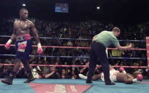 On This Day: Hassim Rahman Knocked Out Lennox Lewis in Round 5 | Boxen247.com