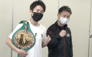 Kenshiro Teraji & Tetsuya Hisada Promise War this Saturday in Japan | Boxen247.com