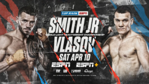 Joe Smith Jr. Defeats Maxim Vlasov & Fight Card Results From Oklahoma | Boxen247.com
