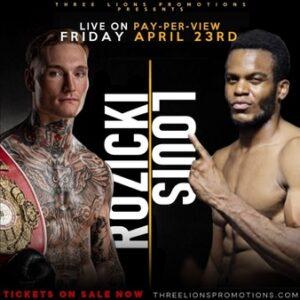 Ryan Rozicki Defeats Sylvera Louis & Boxing Results From Canada | Boxen247.com