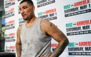 Crunch Time for Chris Arreola vs. Andy Ruiz on May 1st | Boxen247.com