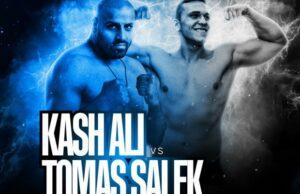 Kash Ali vs. Tomas Salek at Sheffield Arena Car Park Friday May 28th | Boxen247.com