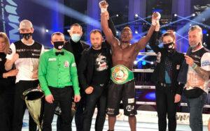 Kalenga wins WBC Francophone Title with Ninth Round KO | Boxen247.com