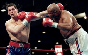 """On This Day: """"Big"""" George Foreman Defeated Lou Savarese 