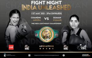 Chandni Mehra & Suman Kumari Contesting Historic Women's Bout | Boxen247.com