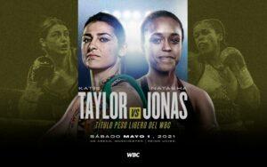 Mayday Fight Day for Katie Taylor vs. Natasha Jonas in England | Boxen247.com