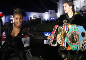 Natasha Jonas: This is Unfinished Business With Katie Taylor | Boxen247.com