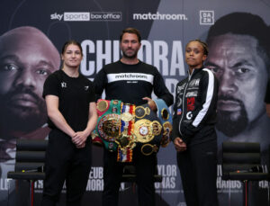 Tasha Jonas: I Believe I Have the Power to Knock Out Katie Taylor | Boxen247.com
