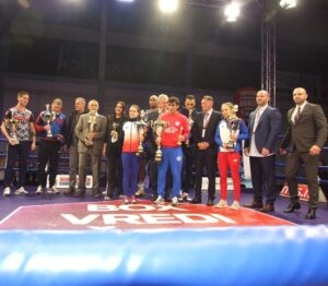 Mens Gold Medal List at the Amateur Belgrade Winner Tournament | Boxen247.com