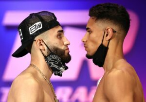 Team Ortiz Moves on From Disputed Draw with Joseph Adorno | Boxen247.com