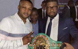 WBC Cruiserweight Champ Makabu is King of the Congo | Boxen247.com