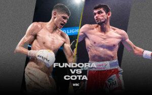 Cota & Fundora Clash in a WBC Eliminatory Bout this Saturday | Boxen247.com