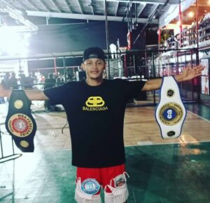 Darvin Galeano Defeats Fernando De La Rosa for WBA-Fedecaribe Title   Boxen247.com