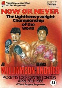 On This Day: Dennis Andries Defeated J. B. Williamson for World Title | Boxen247.com