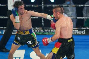 Michael Conlan Defeats Ionut Baluta in London   Boxen247.com