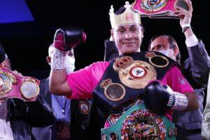 Hanna Gabriels Defeats Martha Lara Gaytán for Title in Costa Rica | Boxen247.com