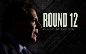 Round 12 with Mauricio Sulaimán | Boxen247.com