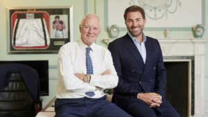 Eddie Hearn Becomes Matchroom Sport Group Chairman | Boxen247.com