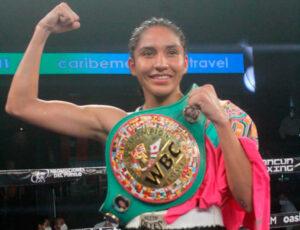 "Yuliahn 'Cobrita' Luna Happy for Rematch Strike Against ""Barby"" | Boxen247.com"