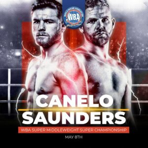 Canelo & Saunders Held their Online Press Conference (& Video Link) | Boxen247.com