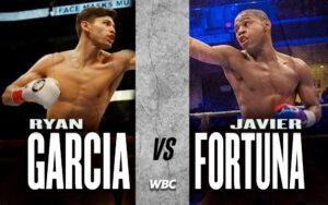 Ryan Garcia vs. Javier Fortuna Scheduled For July on DAZN   Boxen247.com