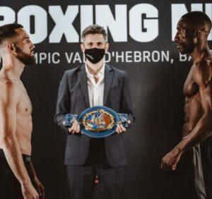 Sandor Martin Ready to Fight Kay Prosper in Barcelona this Friday   Boxen247.com