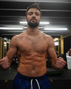 Josh Taylor's Training on Course For Ramírez Clash on May 22nd | Boxen247.com