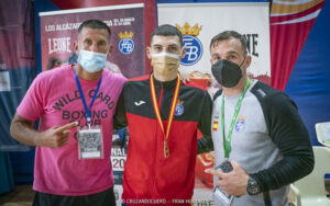 The WBC Monitors Top Prospects at Spanish Nationals   Boxen247.com