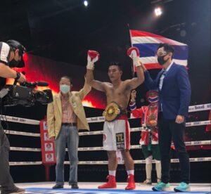 Tewa Kiram Defeats Sirimongkhon Lamthuam for WBA Asian Title | Boxen247.com